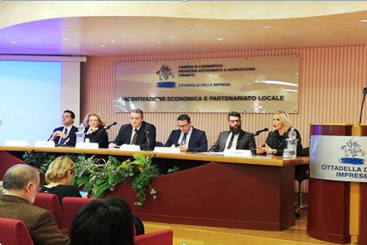Buone pratiche di transizione scuola-lavoro a Taranto