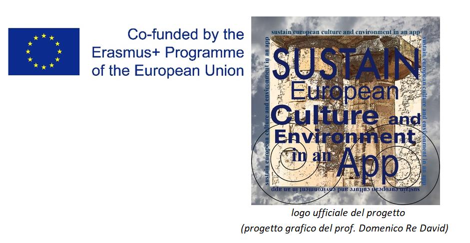 "Didattica digitale e metodologie innovative nel progetto Erasmus+KA229 School Exchange Partnerships ""SUSTAIN European Culture and Environment in an App""2018-1-IT02-KA229-048136_1"