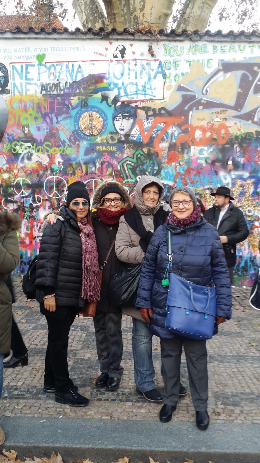 Erasmus+ Docenti KA1 2018: un'intensa esperienza a Praga