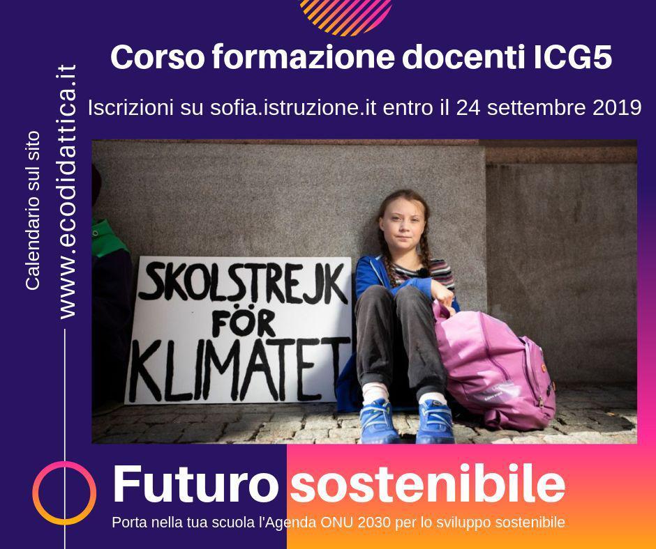 Corso formazione Docenti ICG5